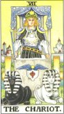 Tarot Meanings - The Chariot