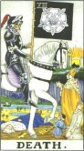 Tarot Meanings - Death