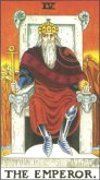 Tarot Meanings - The Emperor