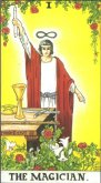 Tarot Meanings - The Magician