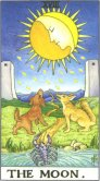 Tarot Meanings - The Moon