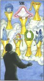 Tarot Meanings - Seven of Cups