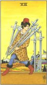 Tarot Meanings - Seven of Swords