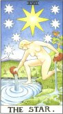 Tarot Meanings - The Star